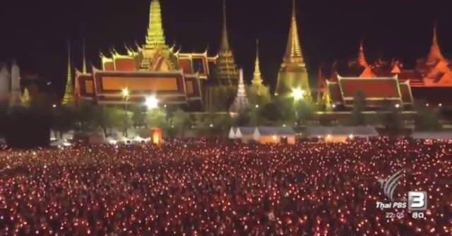 Nieuwe Thaise Koninklijk lied duurt 10 minuten