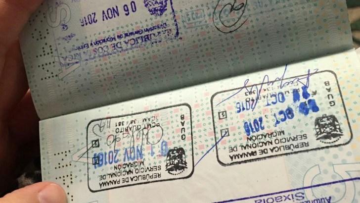 Naar Thailand zonder paspoort