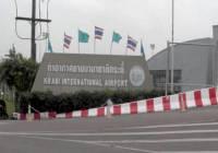 Thaise vliegvelden zijn onveilig