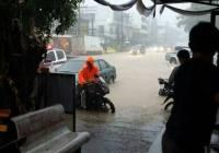 overstromingen op de Thaise eilanden