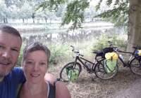Op de fiets vanuit Nederland naar Bangkok