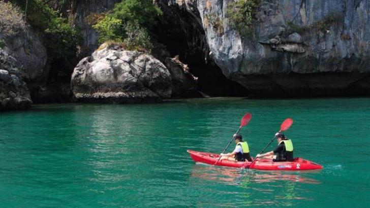 Kajakken in Krabi: avontuur en natuur in één