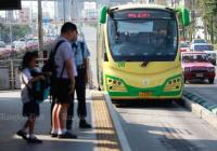 snelbus in Bangkok