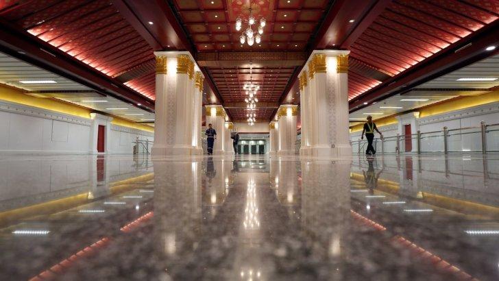 Metro Bangkok, ze mogen er trots op zijn