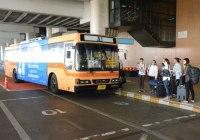 shuttlebussen naar Don Mueang Airport