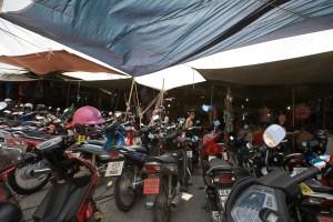Thailand op een, met motorongelukken