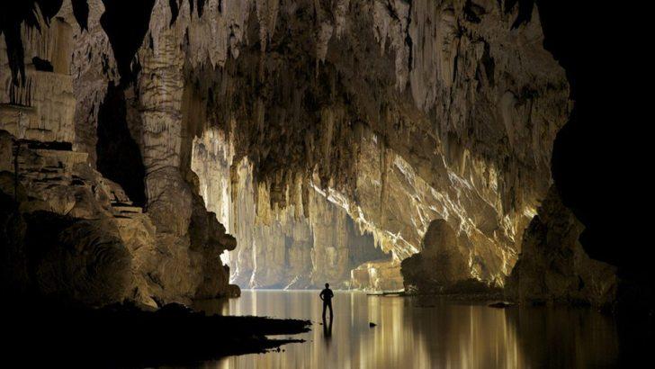 Lod Cave, betoverende grotten in Thailand