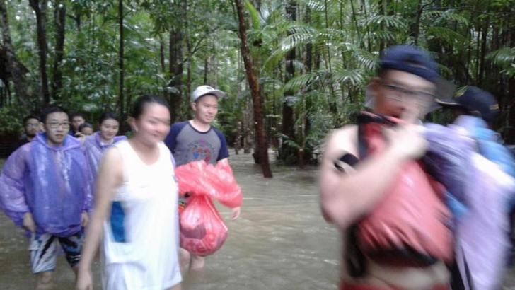 Emerald Pool in Krabi voorlopig gesloten