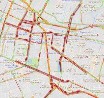 Files in Bangkok: hoe verplaats ik me?