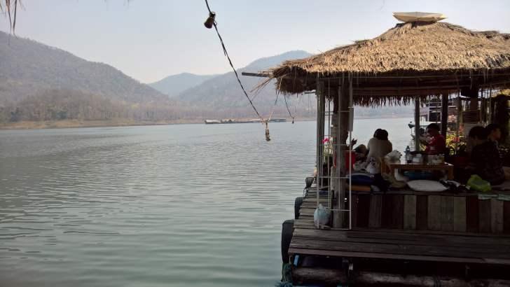 Mae Ngad Dam bij Chiang Mai