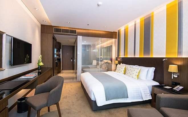 Baden in luxe: Lancaster Bangkok