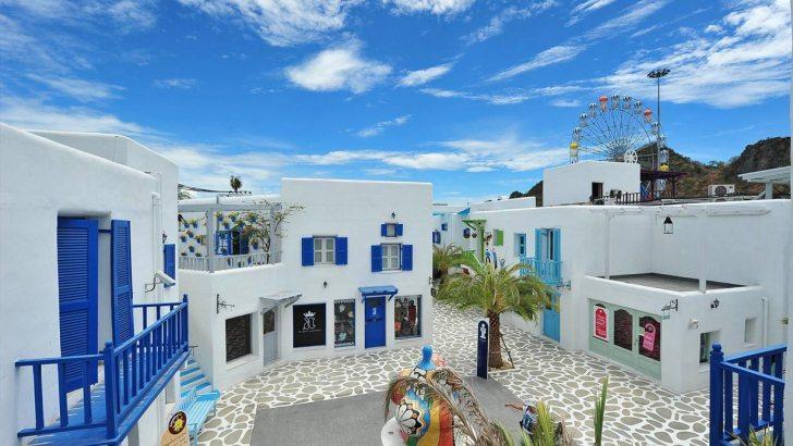 Santorini Park Hua Hin: een stukje Griekenland in Thailand