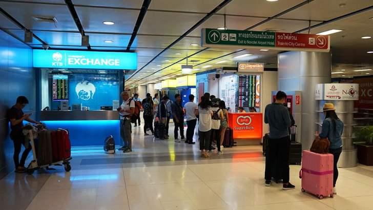 Tips op Suvarnabhumi Airport in Bangkok