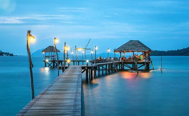 vakantieland thailand