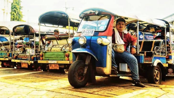 Tuk tuk nemen in Bangkok: wat moet je weten?