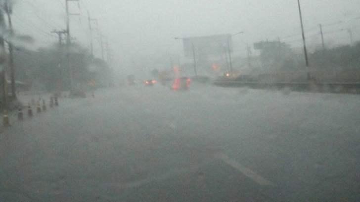Veel regen verwacht in Thailand komende dagen