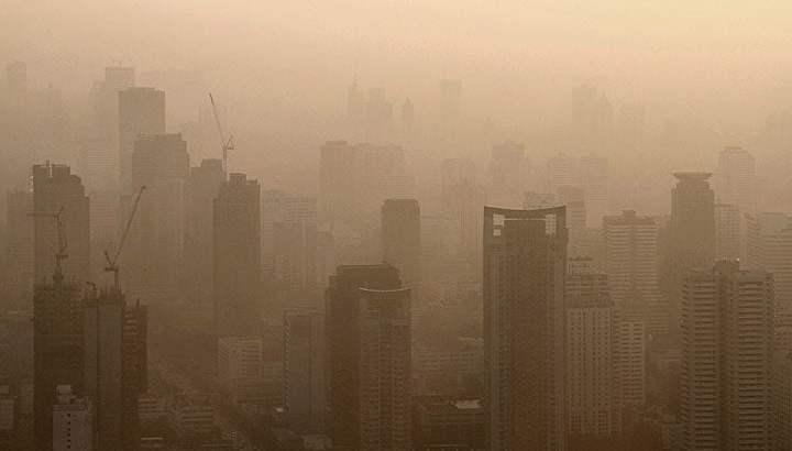 Tot eind maart ernstige smog in Bangkok