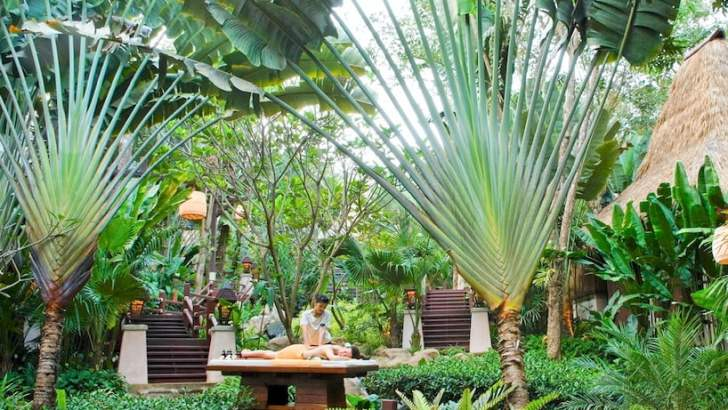 Vijf top wellnessresorts in Thailand