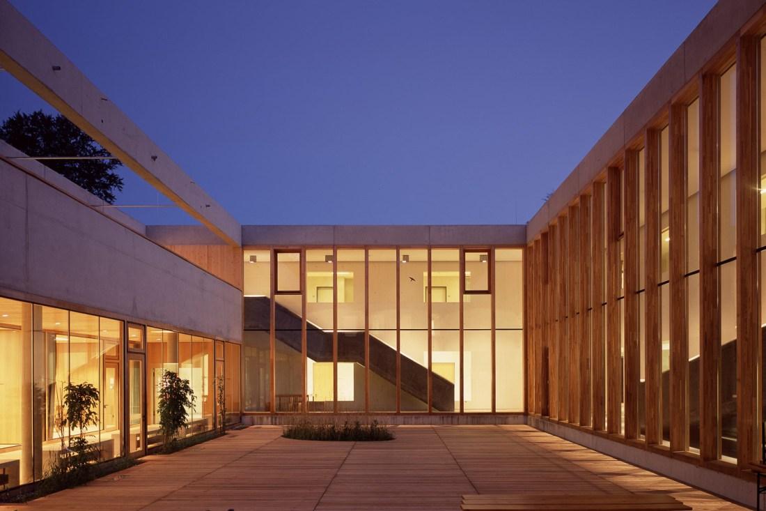 Jugendherberge In Possenhofen 1 Preis Hierl Architekten