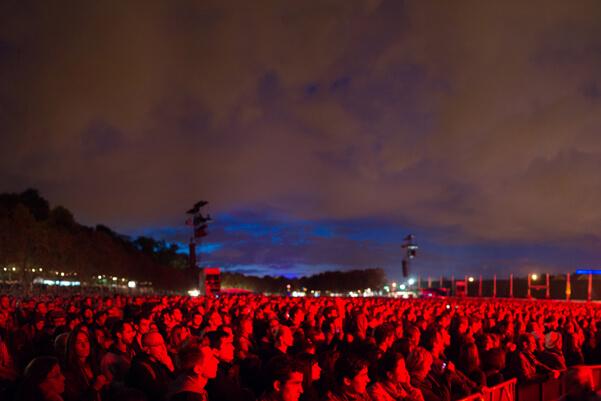 © Rock en Seine 2014