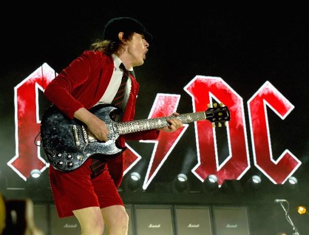 AC/DC rock or bust tour 2015