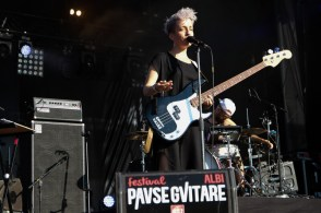 Jeanne Added - Pause Guitare 2016