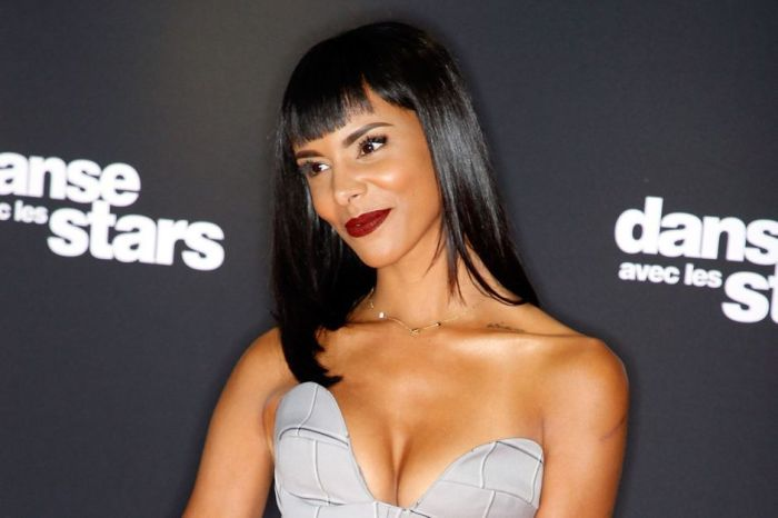 """PARIS, FRANCE - SEPTEMBER 11:  Shy'm attends """"Danse avec les Stars 2018"""" Photocall at TF1 on September 11, 2018 in Paris, France.  (Photo by Laurent Viteur/WireImage)"""