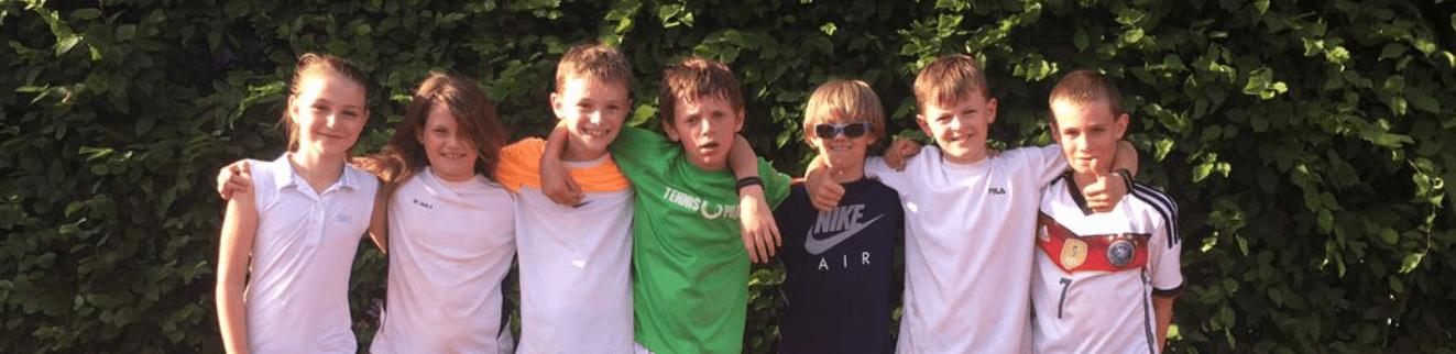 Jugend-Sommersaison 2018