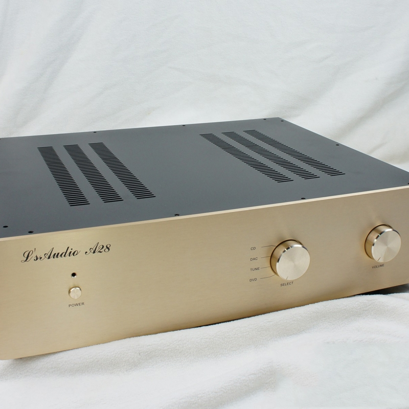 Lite Audio Ls9 Jadis Circuit Preamp Hifi 12ax7 Tub