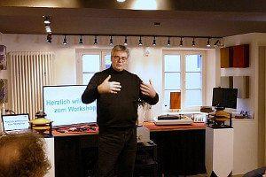 Workshop Norbert Maurer