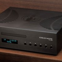 Gold Note CD-1000 MKII Review – The Italien style of CD…