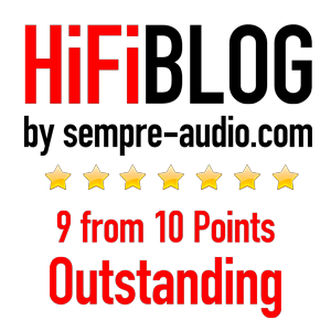 HiFiBLOG Award Outstanding