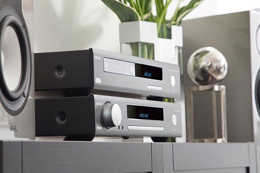 Arcam SA20 Integrated Amplifier Review 02