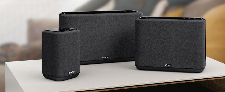 Denon HEOS 3 Wireless Streaming Speaker Series 2