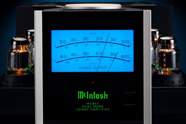 McIntosh MC901 Dual Mono Amplifier 01