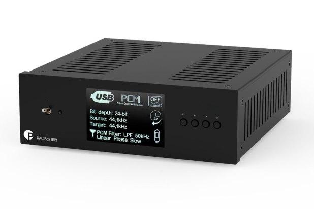 Pro Ject DAC Box RS2 02