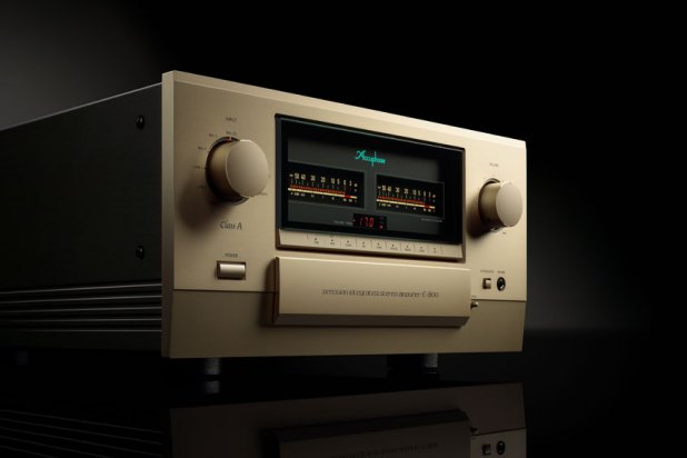 Accuphase E 800 Precision Integrated Stereo Amplifier 04