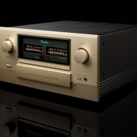 Accuphase E-800 Precision Integrated Stereo Amplifier - Pure performance in pure Class A...