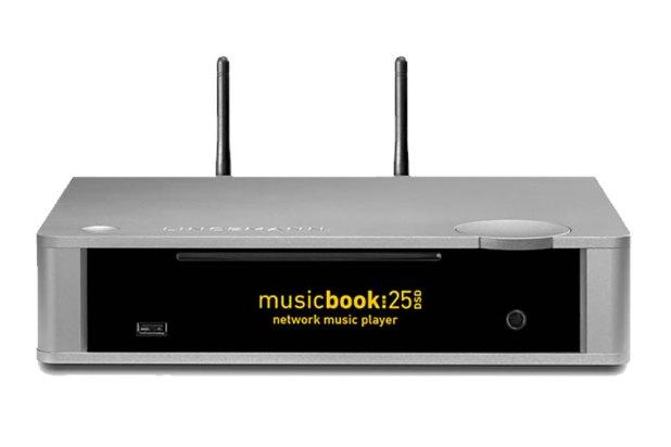 Lindemann musicbook 25 DSD Network Music Player 03