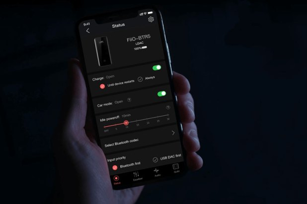 FiiO Control for Bluetooth Devices 01
