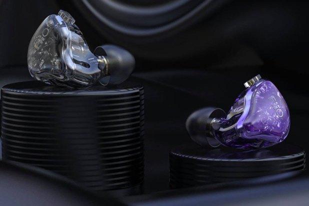 FiiO FH1s Knowles 2 Driver Balanced Armature Dynamic Hybrid In ear Monitors 07
