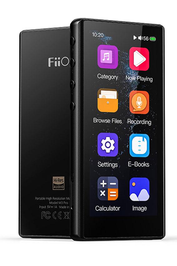 FiiO M3Pro Portable Hi res Lossless Music Player 06