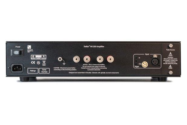 PS Audio Stellar M12000 Mono Amplifier 04