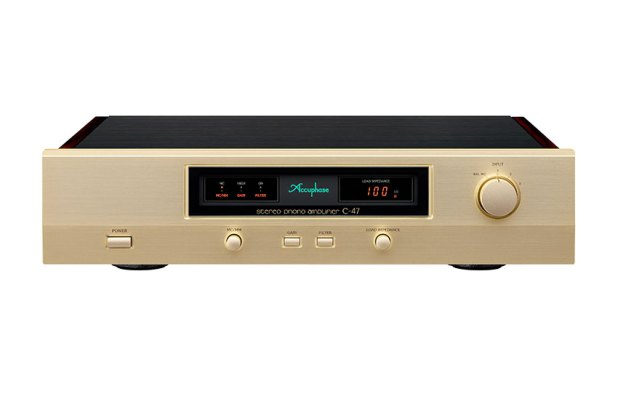 Accuphase C 47 Stereo Phono Amplifier 08
