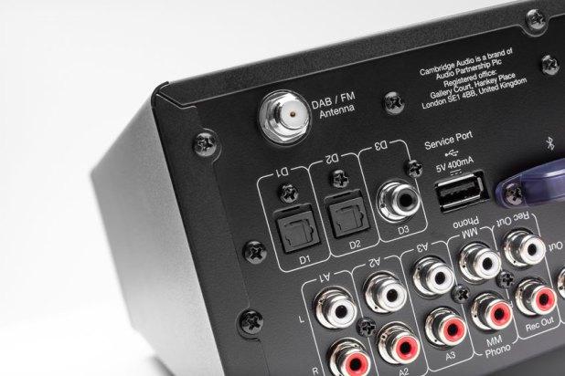 Cambridge Audio AXR100D Stereo Receiver 07
