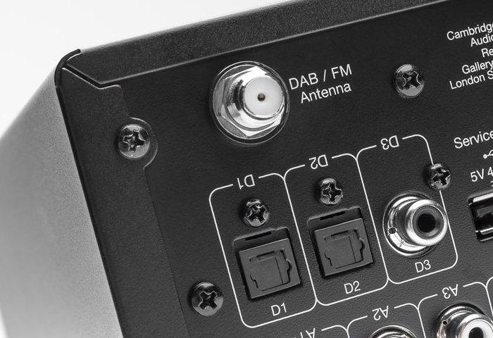 Cambridge Audio AXR100D FM/ DAB Stereo Receiver