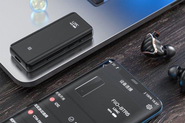 FiiO BTR5 Flagship Portable High Fidelity Bluetooth Amplifier 03
