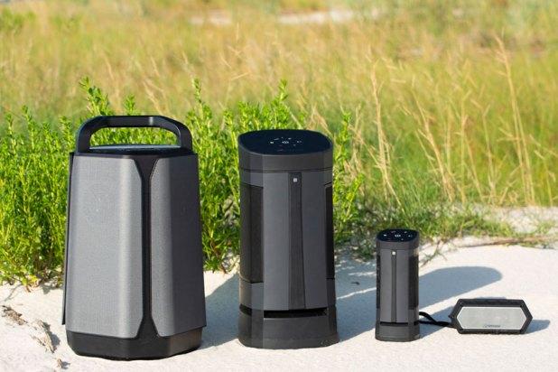 Soundcast VGX Series Bluetooth Speaker 08