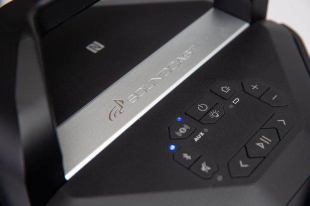 Soundcast VGX Series Bluetooth Speaker 10