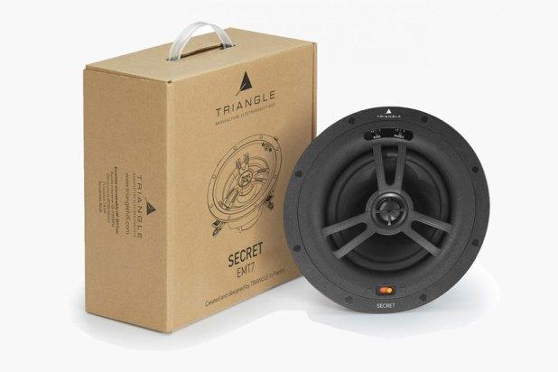 Triangle EMT7 Flush mount Speaker 01